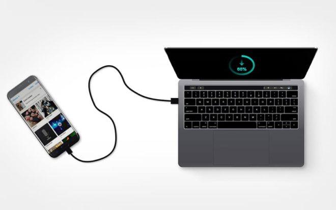 Android: cómo transferir fotos desde un teléfono inteligente a una computadora